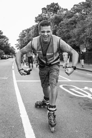 July 22 Year Of Photography 2015 RePicture Masculinity Skate London Skate London EyeEm Best Shots Black And White Faces Of Summer Urban Lifestyle Sports In The City The Portraitist - 2016 EyeEm Awards