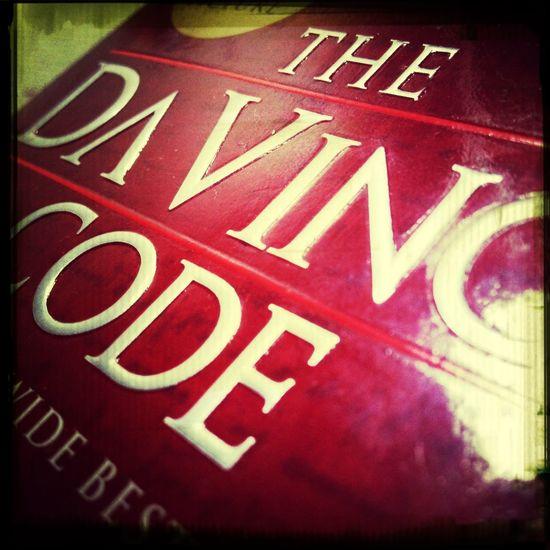 What's the next step? Novel Dan Brown The Da Vinci Code
