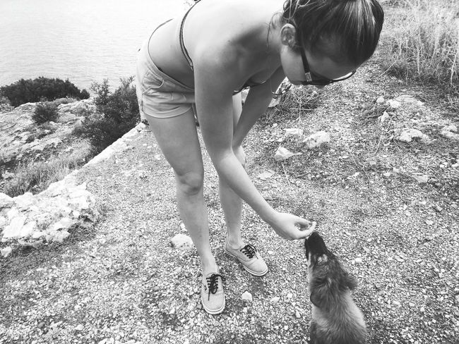 Sunlight Only Women Real People Vacations Nature Landscape Foto Viajar Eyeemphotography Montenegro Dog Dogs Of EyeEm Perro Puppy People Backpacker Art Eyem Best Shots Travel Hiking One Person Arte Naturaleza EyeEm Best Shots - Nature Photography