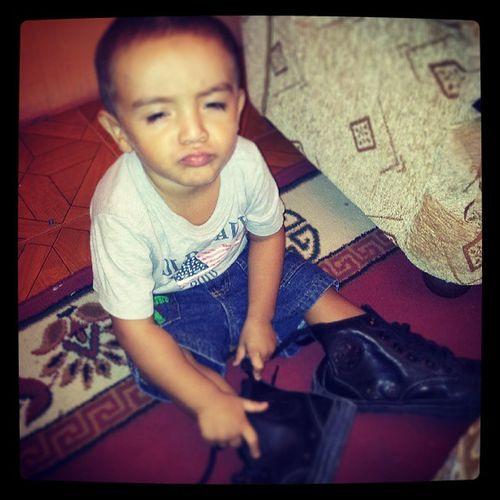 Boy Crazy Bigshoes Lolll