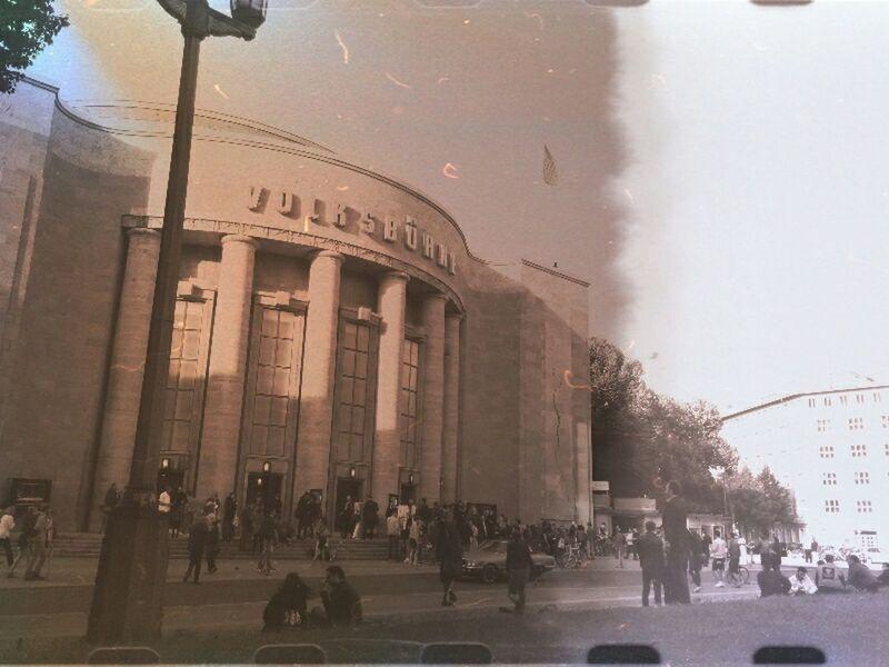 Berlin Volksbühne