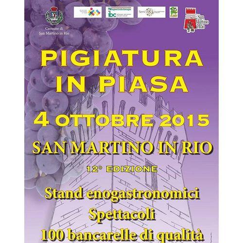 SanMartinoInRio 4ottobre2015 Pigiatura Proloco volgoreggioemilia ig_reggioemilia gippix