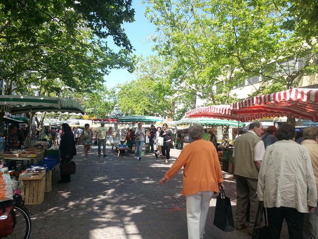 Marktplatz Lörrach