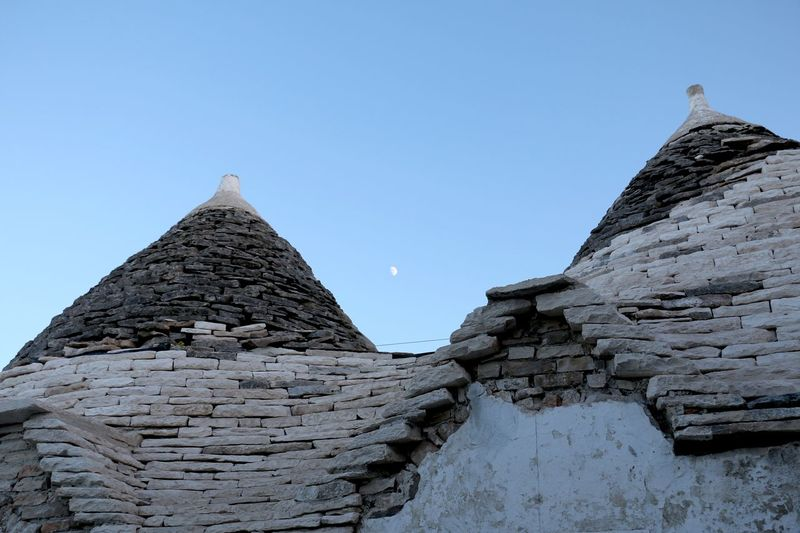 Alberobello Alberobello - Puglia Alberobelloexperience UNESCO World Heritage Site Architecture Building Exterior Built Structure Clear Sky Day No People Outdoors Trulli Trulli Puglia Trullo