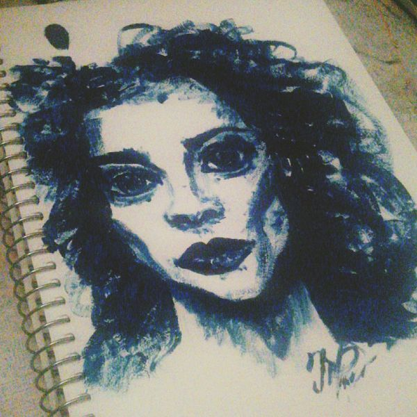 St. Vincent by me That's Me St. Vincent Art, Drawing, Creativity First Eyeem Photo