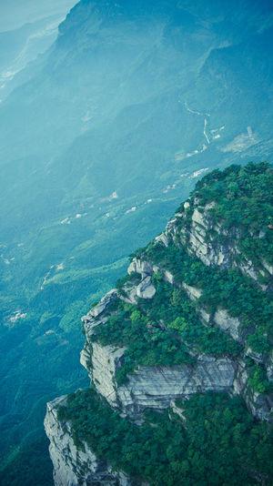 Beauty In Nature Dawn Jiangxi Landscape Lushan Mountain Mountains Mountaintop Nature Outdoors Traveling