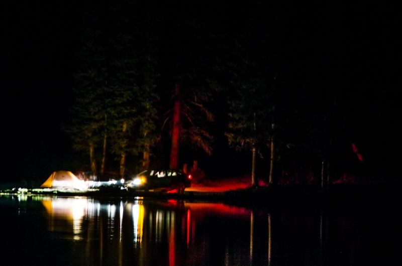 Colorado Alta Lakes Camping Camphard