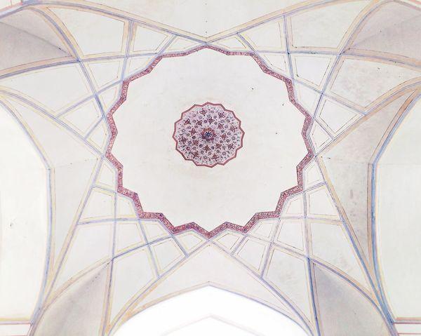 Islamic Architecture Mosque Kashan Fin Garden Iran♥ Mustseeiran
