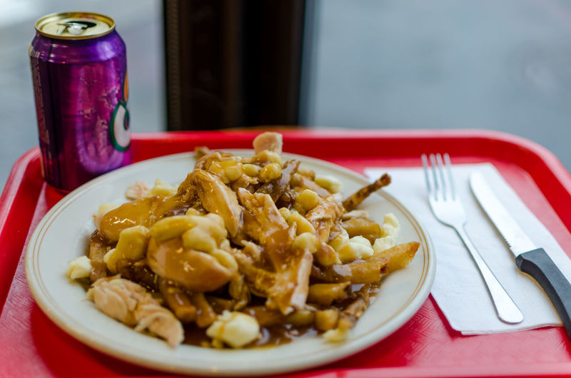 Best Poutine Bowl Breakfast Chiken Poutine Close-up Focus On Foreground Food Food And Drink Food Porn Foodporn Freshness Indulgence Meal Montreal Special No People Plate Poutine Poutine Fest Poutine Montreal Ready-to-eat Selective Focus Served Serving Size Still Life