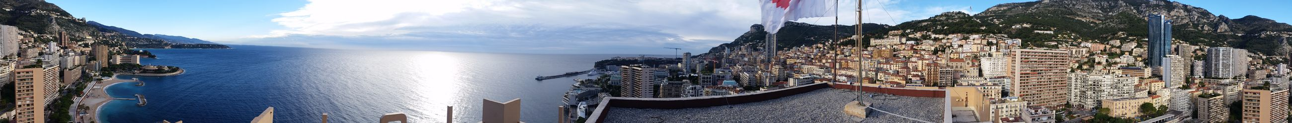 Monaco 360° degrés Montecarlo Monaco Diaporama 360 Panorama 360° Taking Photos Getting Inspired Landscape Cityscape French Riviera Cloud And Sky Mycity Cityscapes Streetphotography On Top Of The World Top Of Building Building Monaco City View