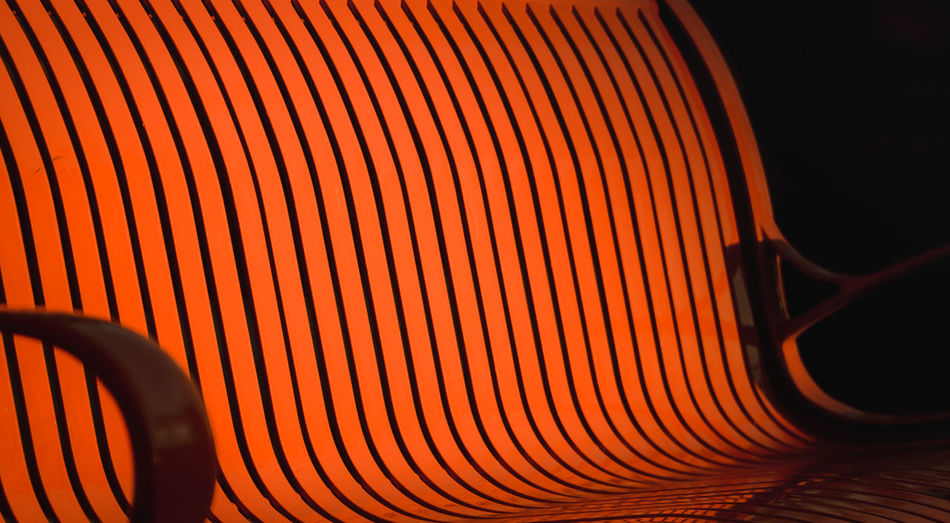 Orange Flow High Angle View Technology Illuminated Design Metal Single Object Detail Orange Color Pattern Close-up No People Indoors  Electricity  Red Lighting Equipment Curve Still Life Architecture Spiral Electrical Equipment Concept Conceptual Conceptual Photography  Nikon D7500