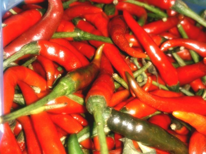 พริก Chilli Hot Spicy Savory Nature_collection EyeEm Gallery EyeEm Best Shots Samut Prakan Thailand