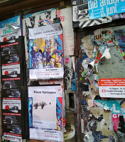 Berlin Germany Berlin Streetart Text Graffiti Multi Colored No People Berlin Photography Graffiti Art Street Art Graffiti Streetart Colors Art Gallery Poster Posters Poster Wall Berlin Mitte German Colorful