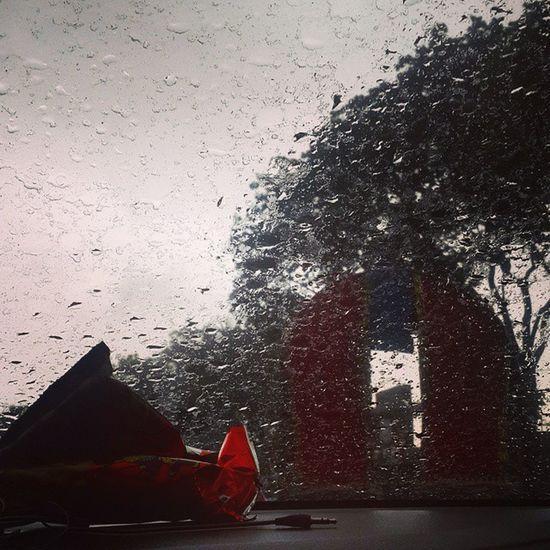 A rainy start 💧☔☁ Morning Dhaka Streetside Ride Nature Instaclick Citylife