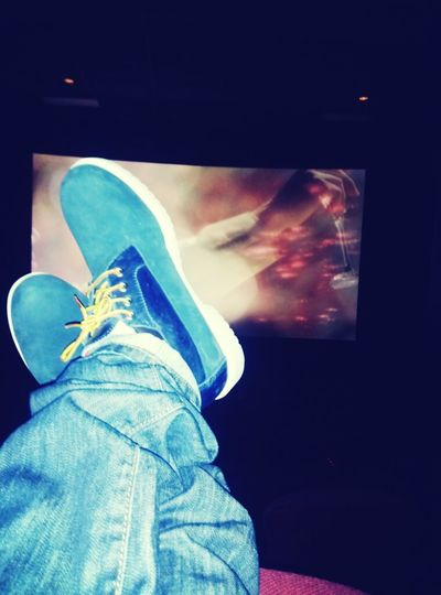 x VIP Theater just me and my lil brothers
