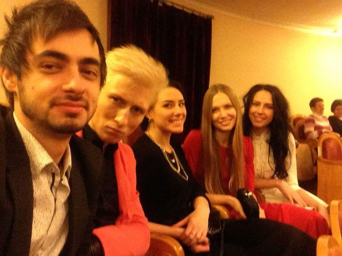 Friends Best Friends Theater DmitryBarykin Fun Selfie ✌ Selfportrait Selfie