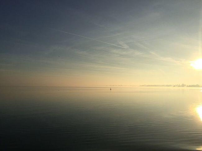 Lakebalaton Morningtime Balaton - Hungary