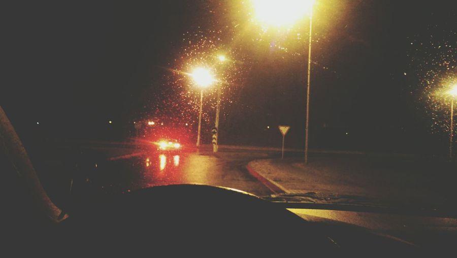 Осень,дождь,а мы за чаем на заправку