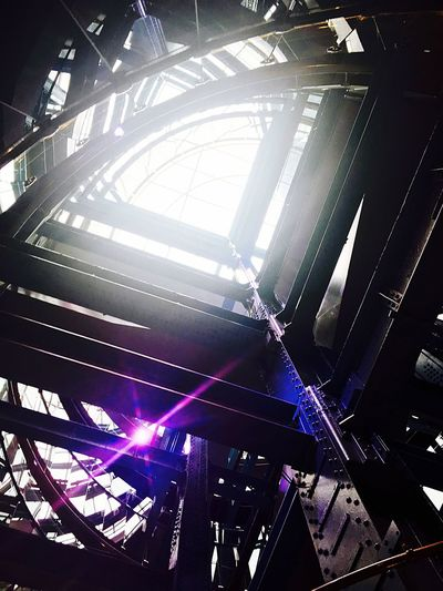 Never forget to look up, you can find beauty in unexpected places. Guinessstorehouse Dublin IPhoneography Battle Of The Cities First Eyeem Photo The Color Of Technology Visual Creativity The Architect - 2018 EyeEm Awards Capture Tomorrow