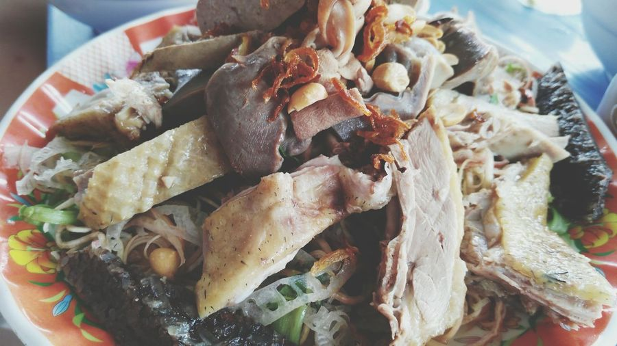 Ready-to-eat High Angle View Food Food And Drink Ducks😄 Duck Meat