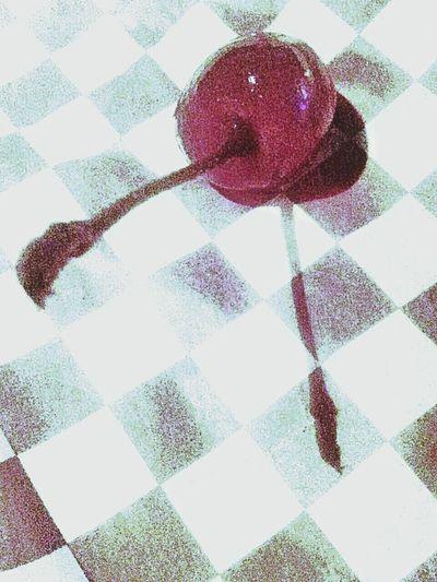 Cherry Cherryred Cherryporn Cherry Red❤ Red Red<3 On The Table Juicy So Juicy Juicy!