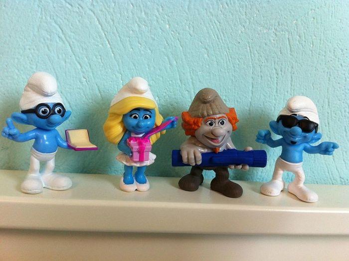 hayatimdaki sirinler :) Toys Sirinler Happy :) Smurfs