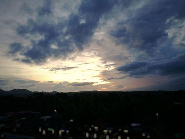 Sunset Ithankgodeveryday Swissgardenresidences Level5 Kuantan Alhamdulillah