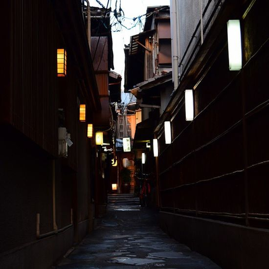 Nikon D5300 河原町 京都 路地 写真撮ってる人と繋がりたい 写真好きな人と繋がりたい