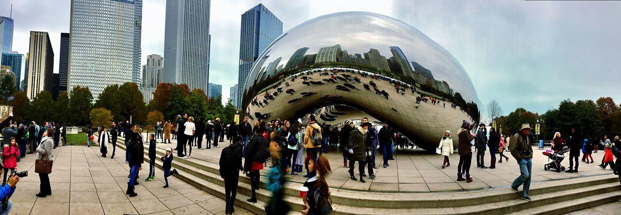 bean // chicago|illinois Bean Chicago Architecture City Cityscapes