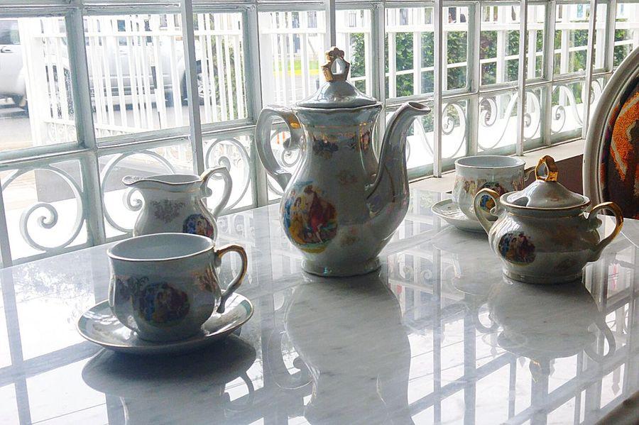 Las Bolena Tearoom Miraflores Lima Vintage