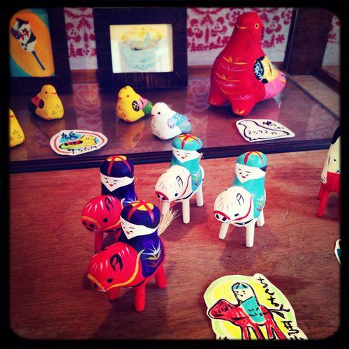 Toys Okinawa Folkcraft