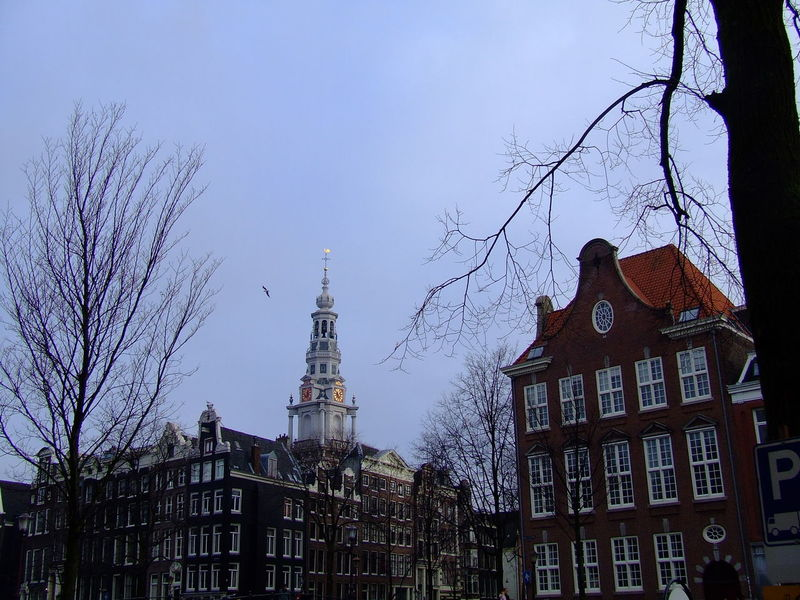Architecture Bare Tree Building Exterior Built Structure City Day Low Angle View No People Outdoors Place Of Worship Sky Travel Destinations Tree