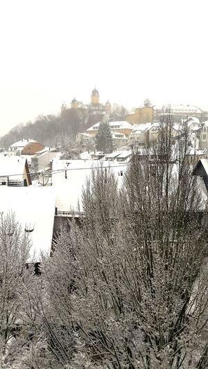 Vanishing Point Snow ❄ Schloss Montabaur Loveit♥