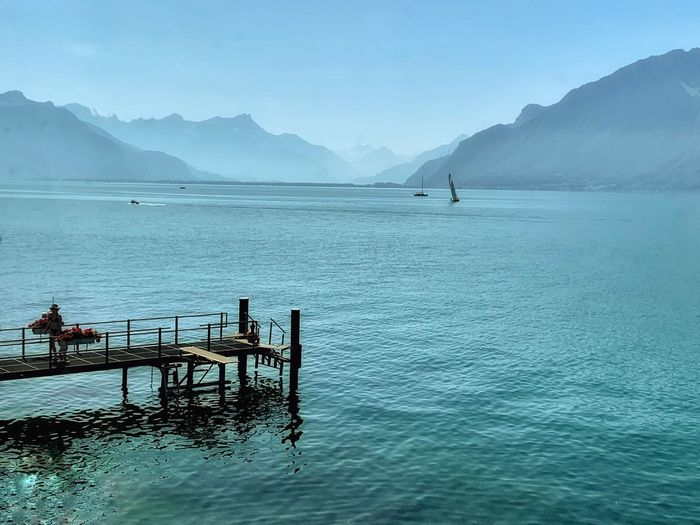 Montreux Lake