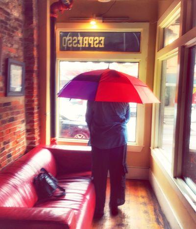Things I Like Rainbow Umbrella