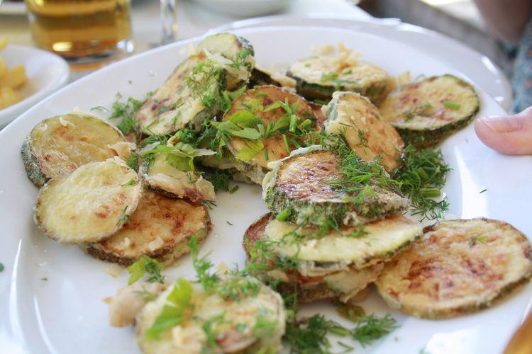 Dill Zucchini