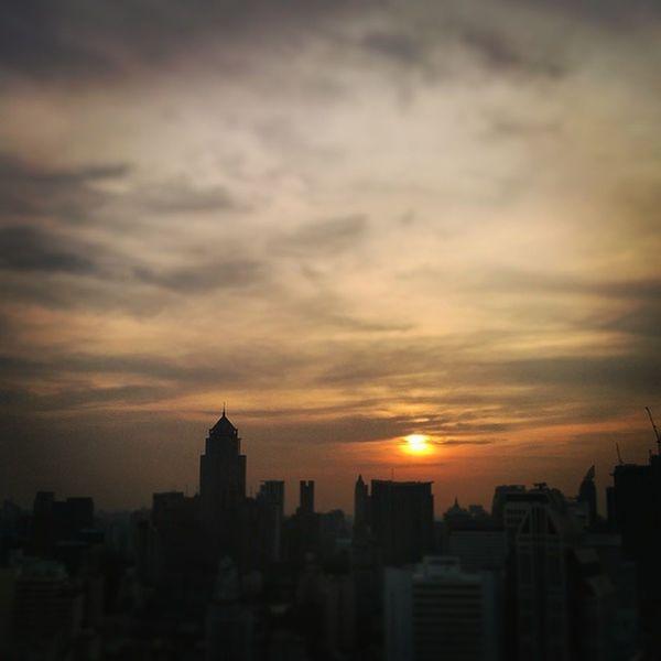 The mood of mine... Sunset Skyviewer