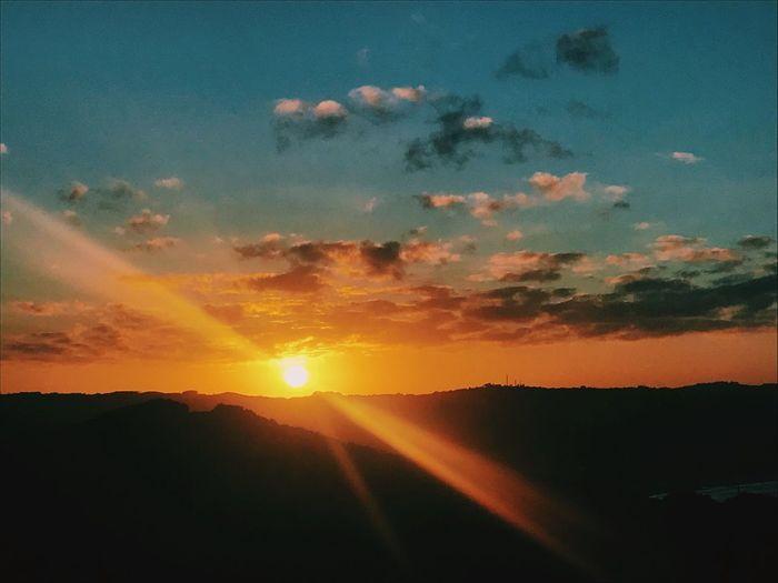 sunset-golden