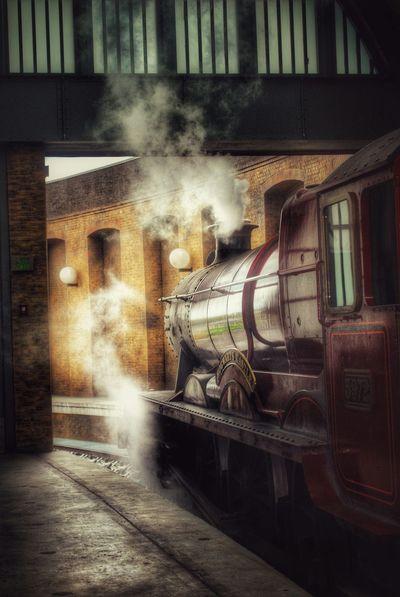 Hogwarts express Train Harry Potter Hogwarts Express