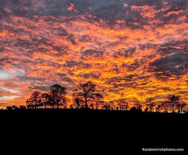 43 Golden Moments Cavan Ireland Randomirishphotos  Sky_collection Sky And Clouds