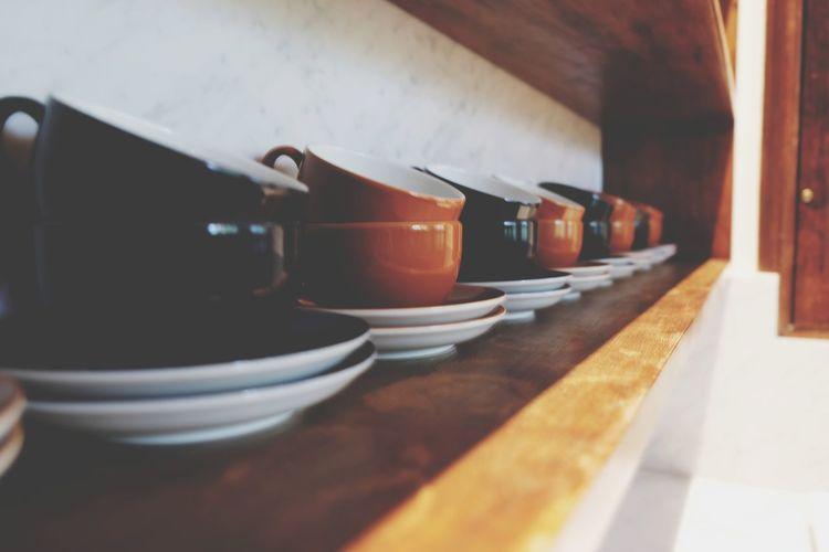Coffee Cups Cups Indoors  Drink No People Arrangement Order Cups And Saucers Fujifilm Fujifilm_xseries