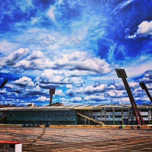 Futbol Estadio Reino De Leon Cultural Y Deportiva Leonesa LeonEsp  First Eyeem Photo