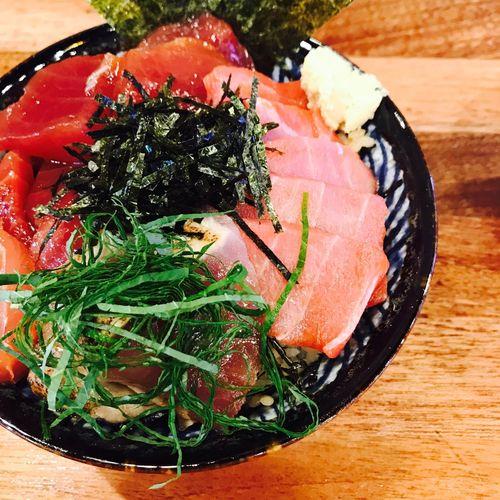 Delicious Jeju Maguro Sushi Fish Food Japanese Food Sushi Tuna