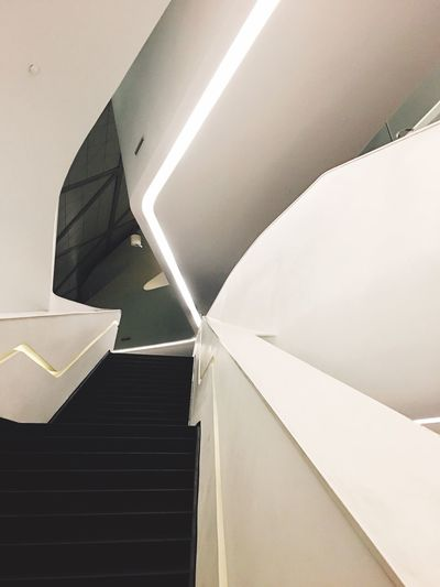 Modern Stairs Shades