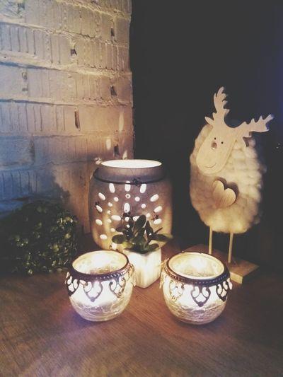 candels oh deer