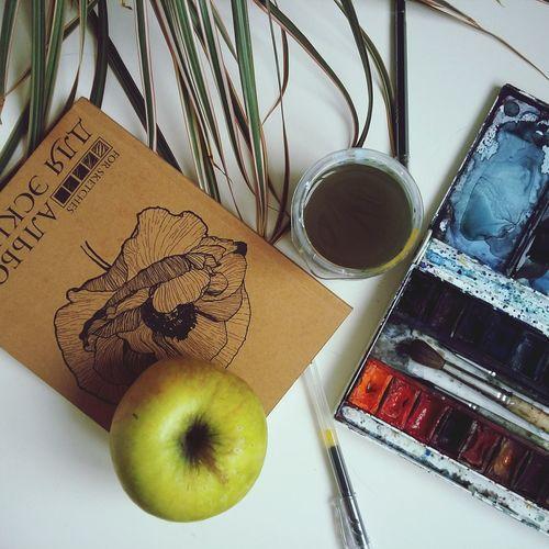 Art, Drawing, Creativity No People Day