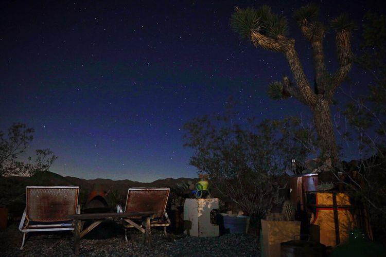 Lonely Desert Night First Eyeem Photo