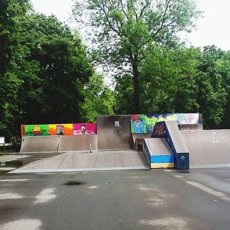 Jena Streetphotography Skatepark