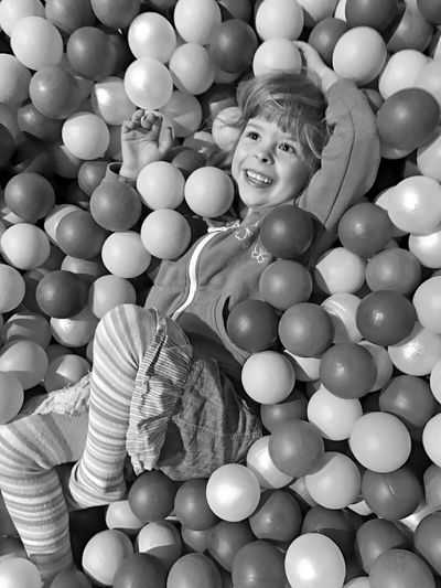 Indoors  Balls Playing Play Happy Childhood Children Child Children Photography Fun Playtime Girl Girls Blackandwhite Black And White Black & White Blackandwhite Photography Black And White Photography Black&white Blackandwhitephotography