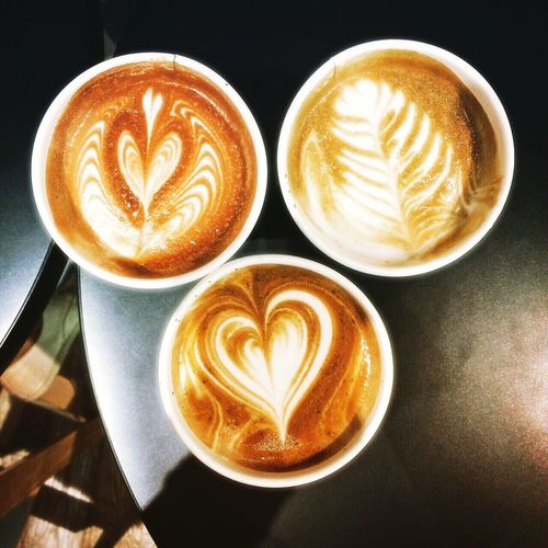 Mademyday Latteart Addictedtocoffee Japan